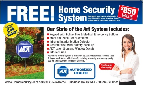 Tampa, FL - Alarm Monitoring Security Systems for Less