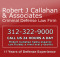 Robert J Callahan and Associates Law Firm logo