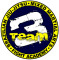Team 3 Fight Academy logo