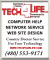 Tech 4 Life Computers logo